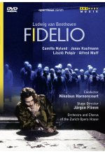 Beethoven - Fidelio DVD-Cover