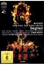 Richard Wagner - Siegfried  [2 DVDs] DVD-Cover