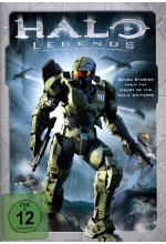 Halo Legends DVD-Cover
