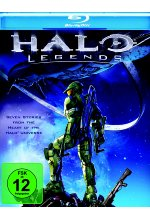 Halo Legends Blu-ray-Cover