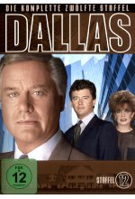 Dallas - Staffel 12  [3 DVDs] DVD-Cover