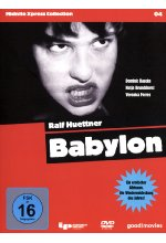 Babylon - Midnite Xpress Collection 04 DVD-Cover