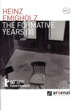 Heinz Emigholz - The Formative Years 2 DVD-Cover