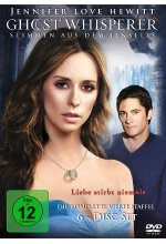 Ghost Whisperer - Season 4  [6 DVDs] DVD-Cover