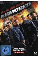 Armored DVD-Cover