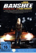 Banshee - Extreme Fast, Extreme Furious! DVD-Cover