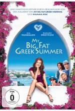 My Big Fat Greek Summer DVD-Cover