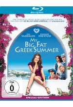 My Big Fat Greek Summer Blu-ray-Cover