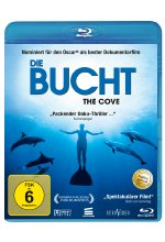 Die Bucht - The Cove Blu-ray-Cover