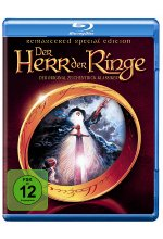 Der Herr der Ringe  (Animated) - Remastered Special Edition Blu-ray-Cover