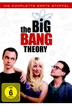 The Big Bang Theory - Staffel 1  [3 DVDs] DVD-Cover