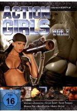 Actiongirls Vol. 1 DVD-Cover