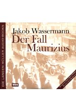 Der Fall Maurizius Cover