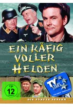 Ein Käfig voller Helden - Season 5  [4 DVDs] DVD-Cover