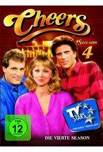 Cheers - Season 4  [4 DVDs] DVD-Cover
