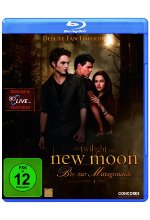 New Moon - Biss zur Mittagsstunde - Deluxe Fan Edition Blu-ray-Cover