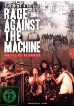 Rage against the Machine - Revolution in the Head and the Art of Protest DVD-Cover