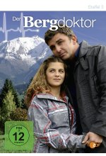 Der Bergdoktor - Staffel 3  [4 DVDs] DVD-Cover