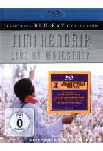 Jimi Hendrix - Live At Woodstock - Definitive Blu-ray Collection  <br> Blu-ray-Cover