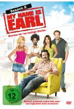 My Name is Earl - Season 2  [4 DVDs] DVD-Cover