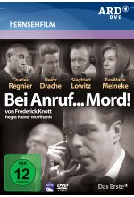 Bei Anruf... Mord! DVD-Cover