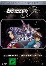 Gundam Seed - Complete Collection 1  [5 DVDs] DVD-Cover