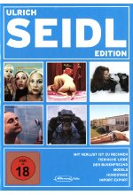 Ulrich Seidl Box  [6 DVDs] DVD-Cover