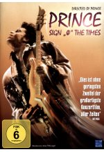 Prince - Sign O The Times DVD-Cover