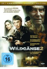 Wildgänse 2 - 25th Anniversary Edition  [SE] DVD-Cover