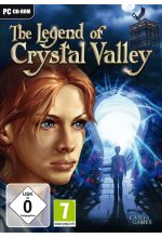 The Legend of Crystal Valley Cover