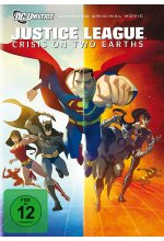 Justice League: Crisis on Two Earths DVD-Cover