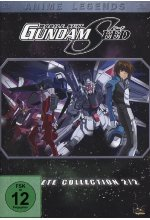 Gundam Seed - Complete Collection 2  [5 DVDs] DVD-Cover