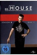 Dr. House - Season 5  [6 DVDs] DVD-Cover