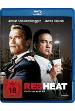 Red Heat Blu-ray-Cover