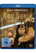 Red Sonja Blu-ray-Cover