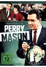 Perry Mason - Season 2/Vol. 1  [4 DVDs] DVD-Cover