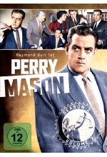 Perry Mason - Season 2/Vol. 2  [4 DVDs] DVD-Cover