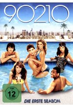 90210 - Season 1  [6 DVDs] DVD-Cover