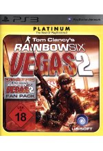 Tom Clancy's Rainbow Six Vegas 2 (Complete Edition)  [Essentials] Cover