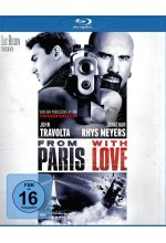 From Paris with Love Blu-ray-Cover