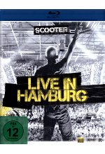 Scooter - Live in Hamburg 2010 Blu-ray-Cover