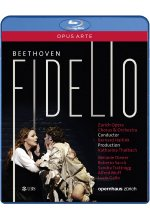 Beethoven - Fidelio Blu-ray-Cover