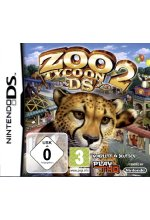 Zoo Tycoon 2 Cover