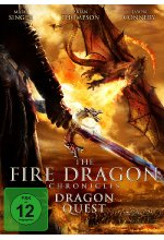 The Fire Dragon Chronicles - Dragon Quest DVD-Cover