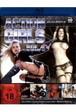 Actiongirls Vol. 4 Blu-ray-Cover