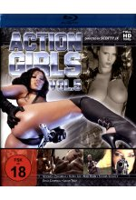 Actiongirls Vol. 5 Blu-ray-Cover
