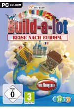 Build-a-lot - Reise nach Europa Cover
