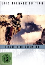 Flucht in die Dolomiten - Luis Trenker Edition DVD-Cover