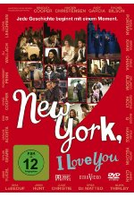 New York, I love You DVD-Cover