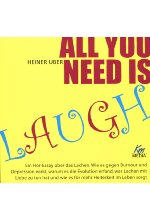 All you need is laugh Cover